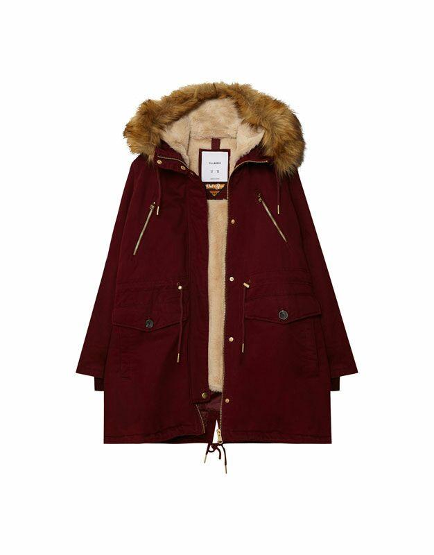 Manteau bon état