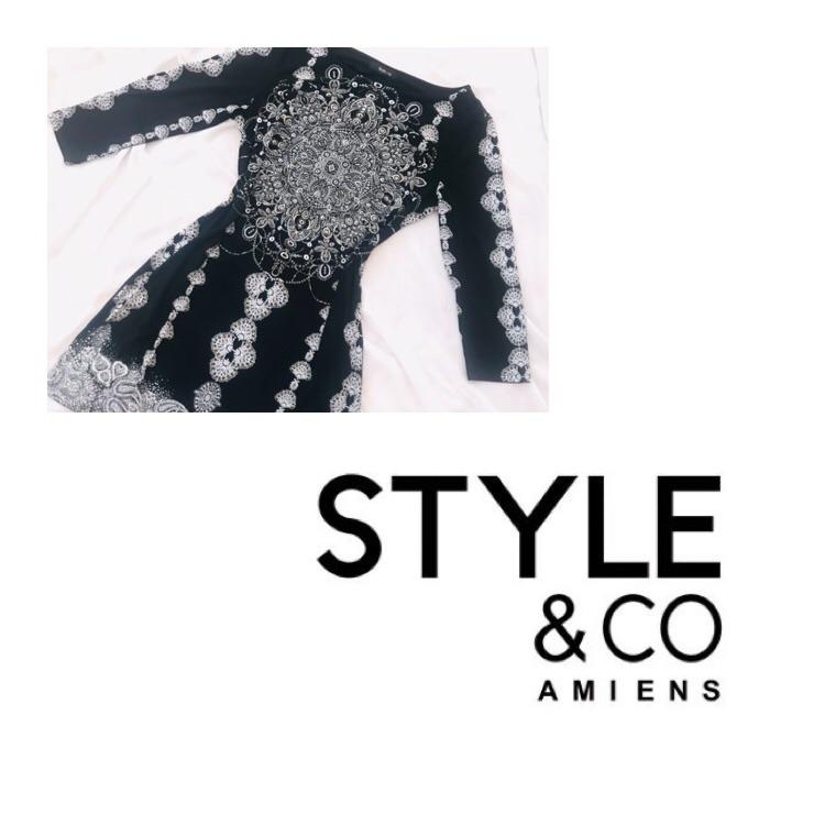 Petite robe style&Co