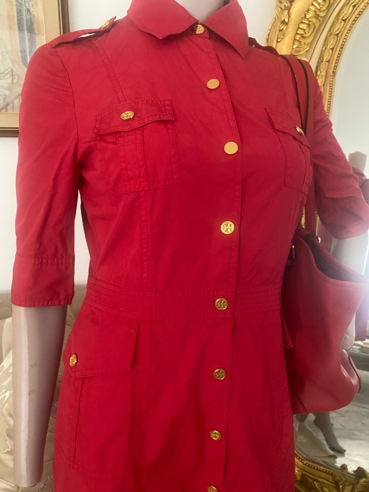 Robe  tory burch authentique