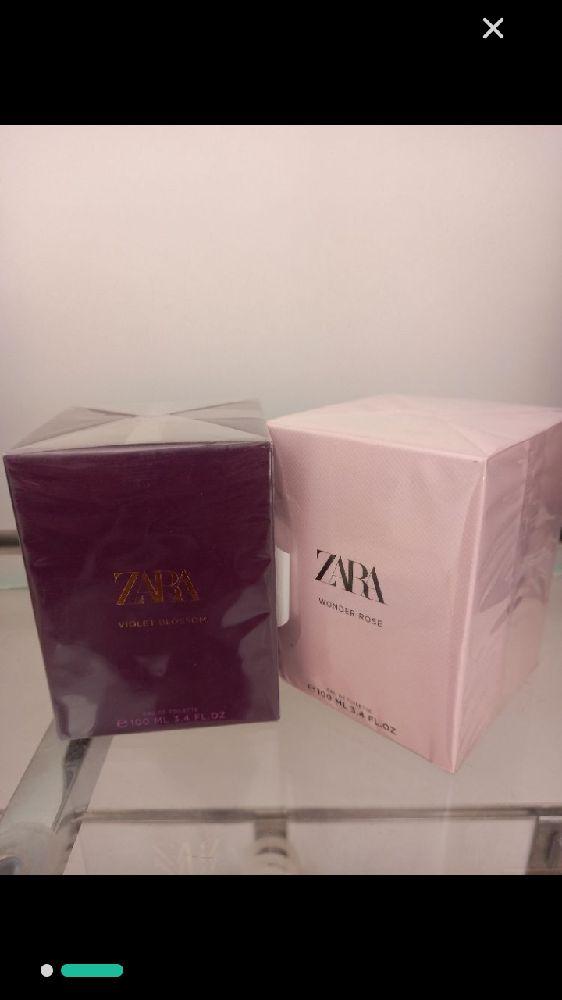 2 parfums zara