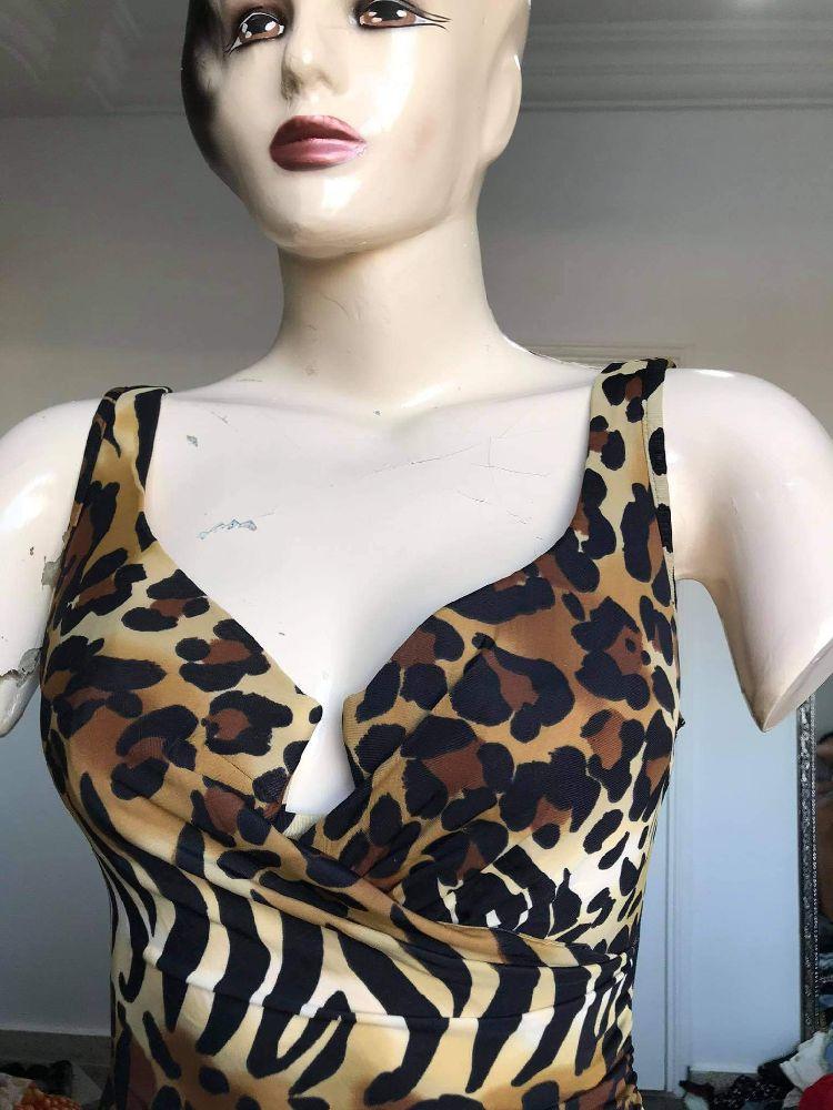Maillot de bain tigré