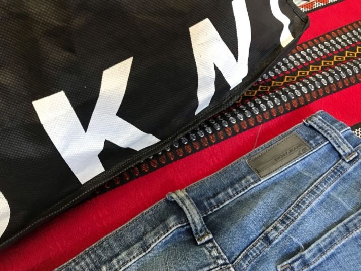 Dejeans slim DKNY