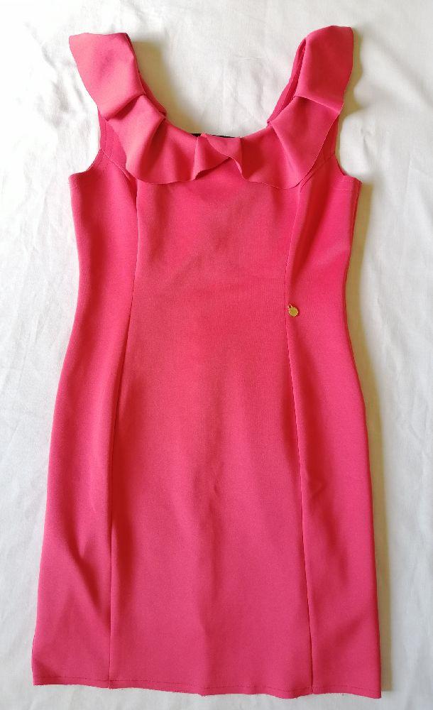 Sexy flamingo dress Rinascimento