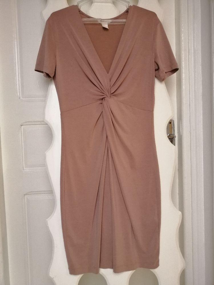 Robe H&M avec détail noué