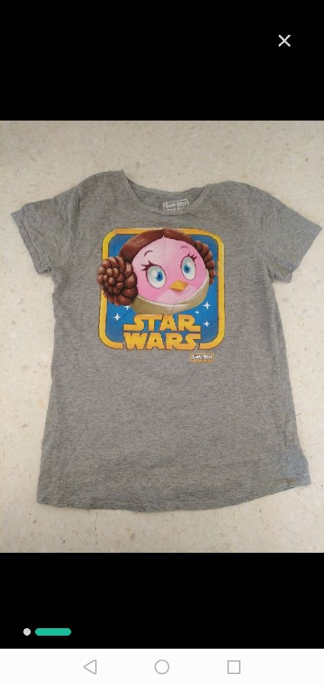 Pull casual star wars