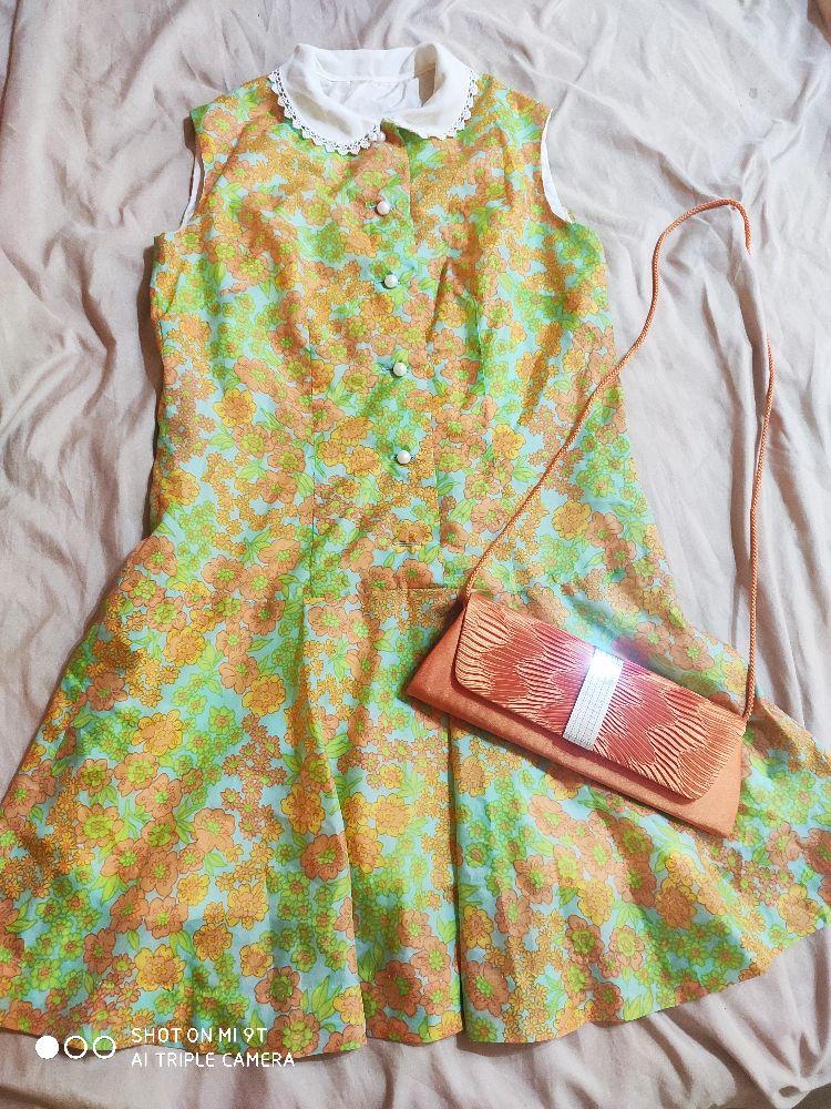 Robe vintage taille L