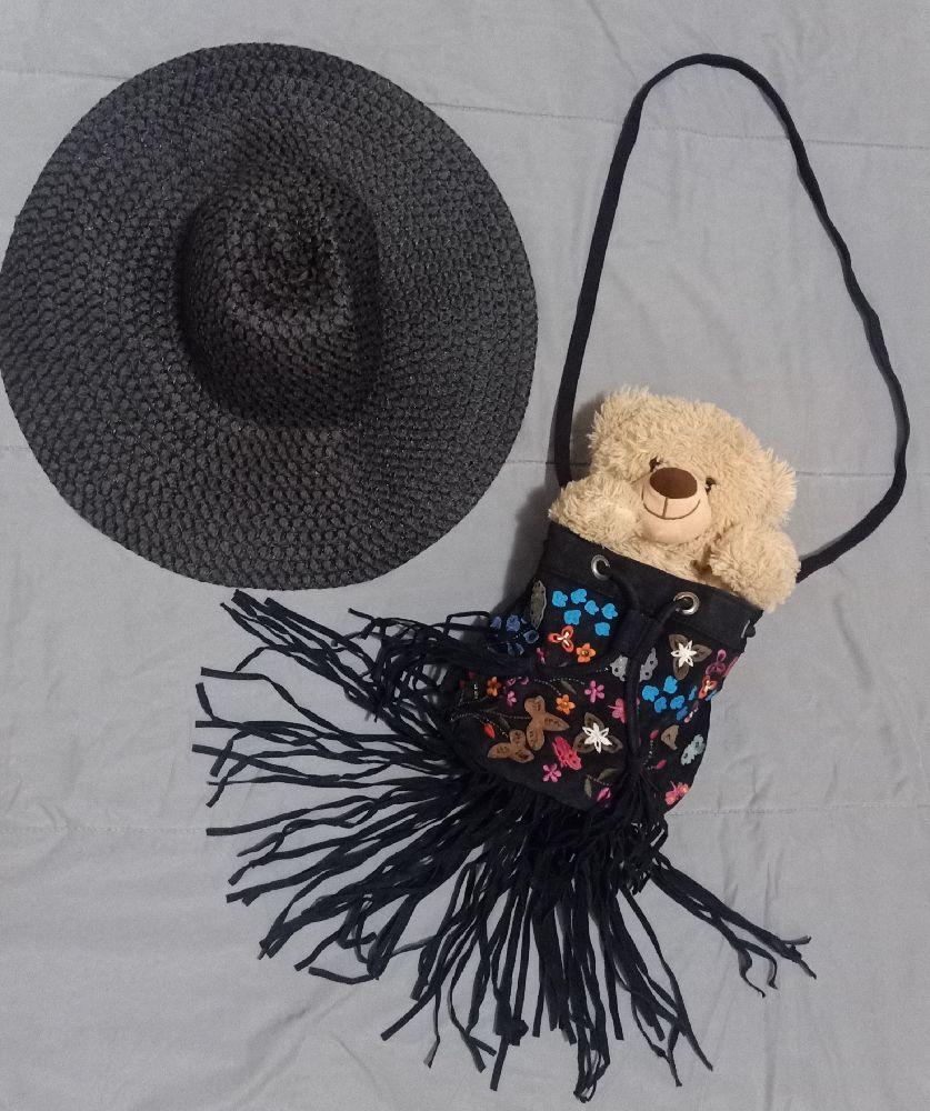 Chapeau et sac