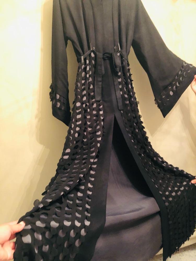 Abaya soirée ou de jour عيد الامهات