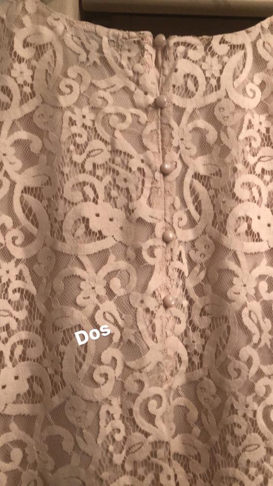 Robe dentelle h&m