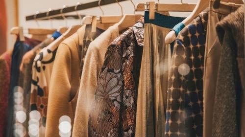 Dressing de Verkäuferin